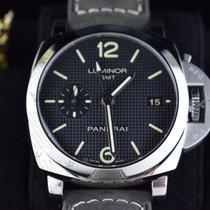 沛納海 PAM00535    Luminor 1950 3 Days Automatic GMT