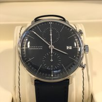 Junghans Automatic 2018 new max bill Chronoscope