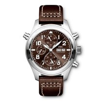IWC Pilots  Limited Edition Double Chronograph ANTOINE DE...