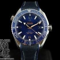 Omega Seamaster Planet Ocean Blue Steel 44mm