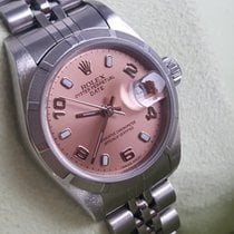 Rolex fantastic full set 26mm Date copper rose Dial