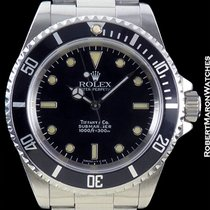 Rolex Tiffany Submariner 14060 Steel