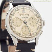 Wittnauer Triple Date 3-Register Chrono circa 1950's