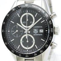 タグ・ホイヤー (TAG Heuer) Carrera Chronograph Steel Automatic Watch...