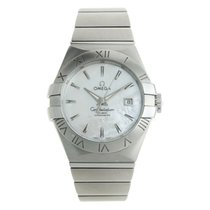 Omega Constellation Ladies Steel 31mm Mother of pearl