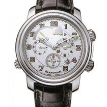 Blancpain Léman Réveil GMT 2041-1542M-53B 2020 new