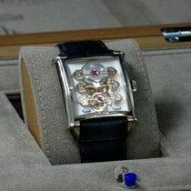 Girard Perregaux Vintage 1945 Girard Perregaux VINTAGE 1945 TOURBILLON , LE 0/13 Nuevo Oro blanco 35,25mm Automático España, Puerto Banús - Marbella