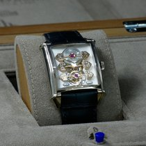 芝柏  VINTAGE 1945 TOURBILLON WITH THREE GOLD BRIDGES LE 0/13