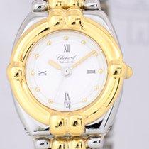 Chopard Gstaad Gold/Steel 22mm White No numerals