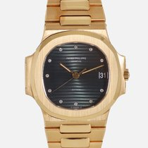 Patek Philippe Nautilus 3800 18k Yellow Gold BEYER dial