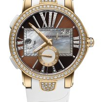 Ulysse Nardin Executive Dual Time Lady 246-10B-3C/30-05 new