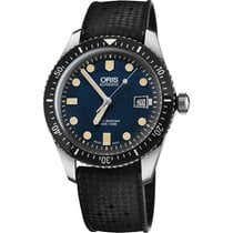 Oris Divers Sixty Five Steel Blue United States of America, New Jersey, Cherry Hill
