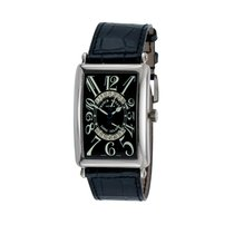 Franck Muller White gold 32mm Automatic 1100 DS R pre-owned