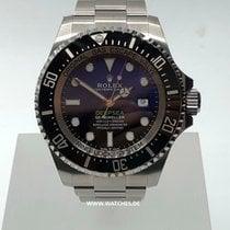 Rolex Deepsea D-Blue Sea-Dweller - 126660