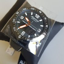 Alpina Plastic 45mm Quartz AL-283KSCUSTOM new