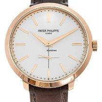 Patek Philippe 5123R-001 Rose gold Calatrava 38mm new