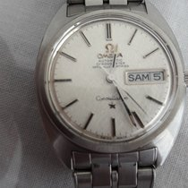 Omega Constellation Day-Date Automatic Chronometer Officially...
