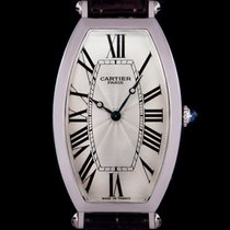 Cartier Platinum Tonneau 26mm