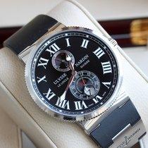 Ulysse Nardin Marine Chronometer 43mm TWO STRAPS