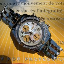 Breitling Chrono Cockpit Steel 39mm Mother of pearl United States of America, California, Calabasas