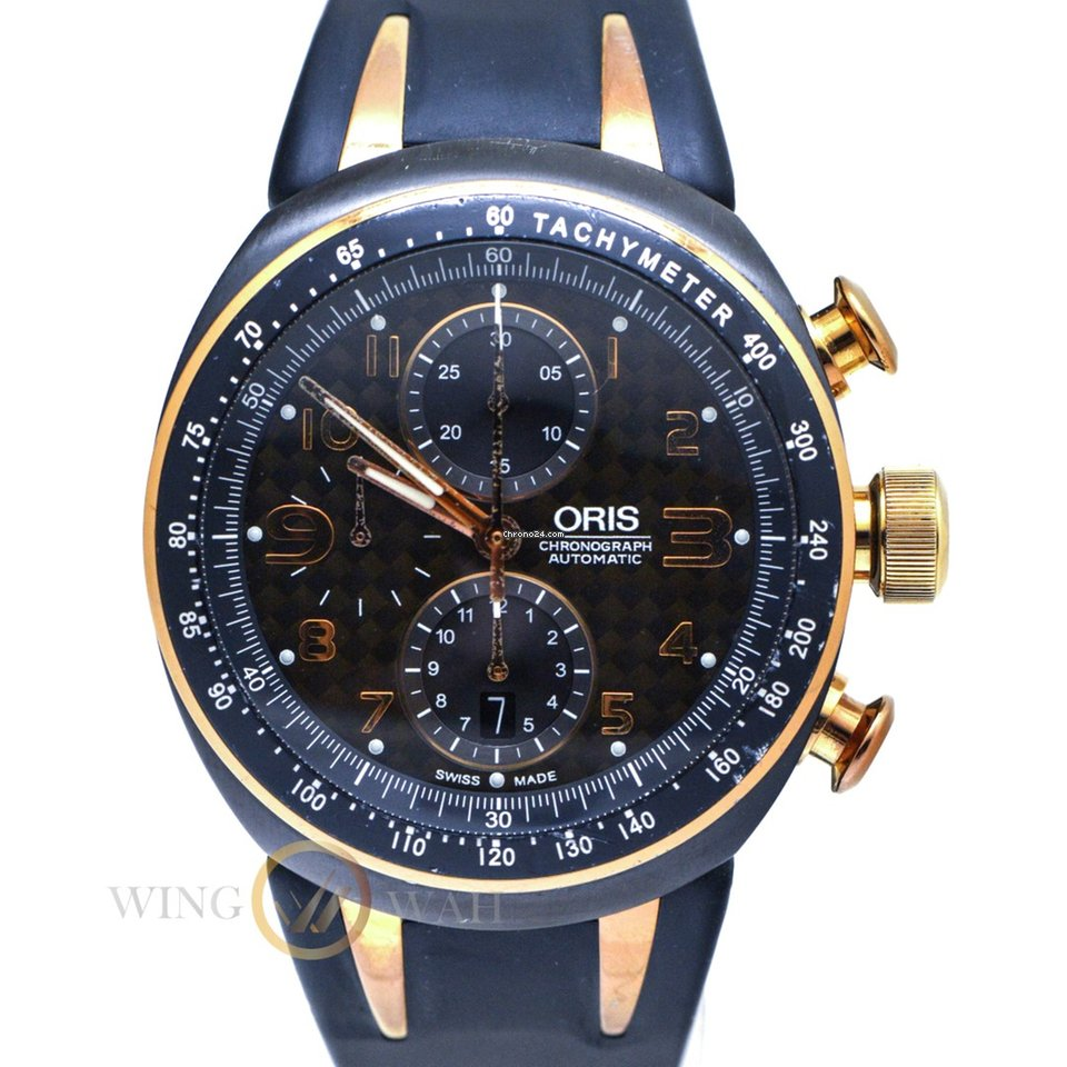 Oris Williams Tt3 For 802 Sale From A Trusted Seller On Chrono24 Chronograph 774 7717 4154 Rs