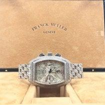 Franck Muller Master of Complications  Conquistador 18k White...