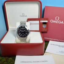 Omega Seamaster Diver 300M Co-Axial James Bond 50th Anniversar...