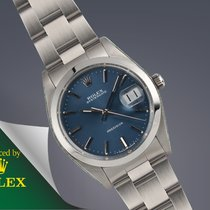 Rolex 6694 Steel 1986 Oyster Precision 34mm pre-owned United Kingdom, London
