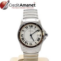 Cartier Santos (submodel) folosit 30mm Otel