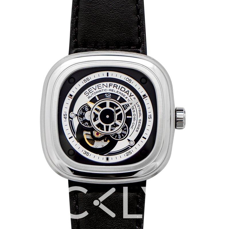 87d4db7f80e Sevenfriday P1 - Todos os preços de relógios Sevenfriday P1 na Chrono24