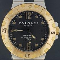 Bulgari Diagono SD38SG używany