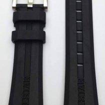 Mido Parts/Accessories Men's watch/Unisex 201501227583 new Rubber Black Ocean Star