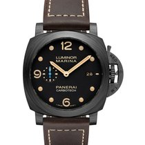 沛納海 Luminor Marina 1950 3 Days Automatic PAM00661 新的