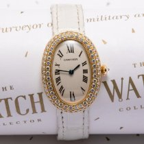Cartier Baignoire Yellow gold 23mm