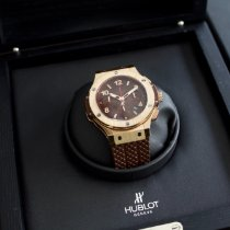 Hublot Big Bang 44 mm Or rose 44mm Brun Belgique, Schoten