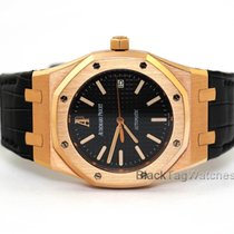 愛彼 15300OR.OO.D002CR.01 玫瑰金 Royal Oak Selfwinding 39mm 二手