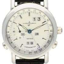 Ulysse Nardin GMT +/- Perpetual 329-80 pre-owned