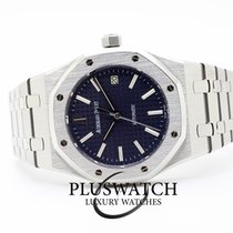 Audemars Piguet Royal Oak Selfwinding Acciaio 39mm Blu Italia, l'aquila