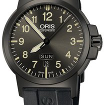 Oris BC3 Steel 42mm Grey Arabic numerals United States of America, Florida, Miami