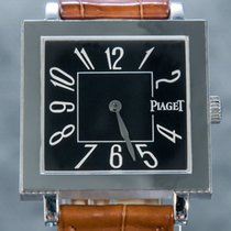 Piaget Bjelo zlato 30mm Kvarc 50930 rabljen