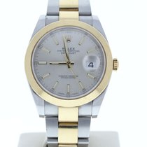 Rolex 126303 Silver 2010 Datejust 41mm pre-owned United States of America, Florida, MIami