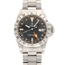 Rolex 1655 Steel 1975 Explorer II 40mm pre-owned United States of America, California, Beverly Hills