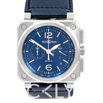 Bell & Ross BR 03-94 Chronographe 42mm Blue