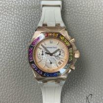Audemars Piguet Royal Oak Offshore Chronograph Rose gold 37mm Pink