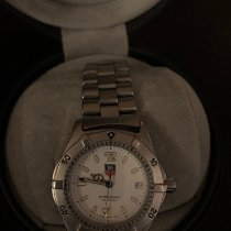 TAG Heuer 2000 WK1112 2003 pre-owned