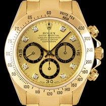 Rolex Rolex Daytona 16528 Yellow gold 1993 Daytona 40mm pre-owned