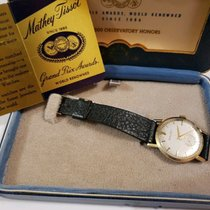 Mathey-Tissot Yellow gold Manual winding 87168 pre-owned