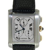 Καρτιέρ (Cartier) Tank Francaise Chronoflex