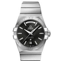 Omega CONSTELLATION  CO-AXIAL DAY-DATE 38 MM