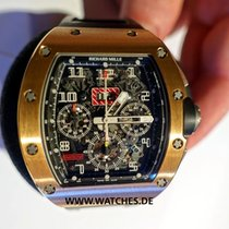 Richard Mille Felipe Massa Rose Gold - RM011 AJ RG
